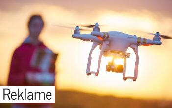 Få helt styr på reglerne omkring droner og overvågningskameraer
