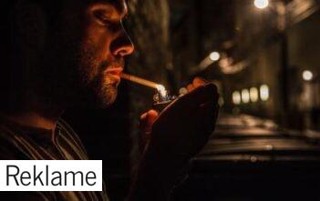 e cigaretter og e væske