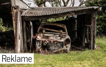 nedrivning af garage