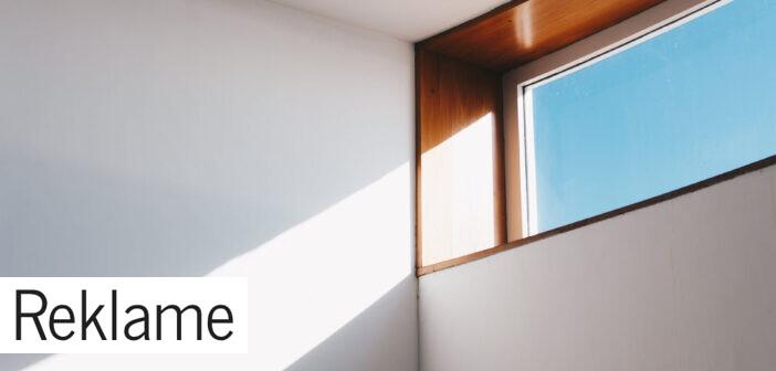 Solfilm kan hjælpe, når solen står lavt