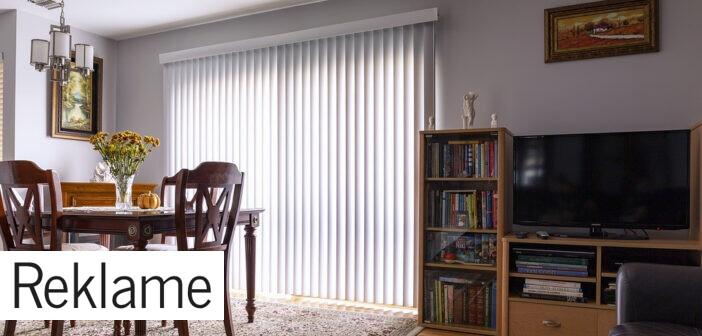 Få hjælp til valg af gardiner
