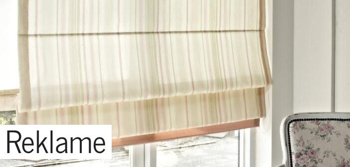 Sådan vælger du den rigtige gardintype