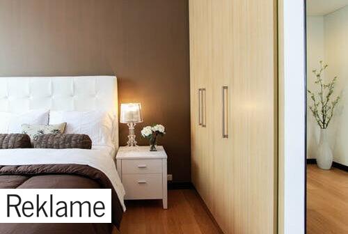 Lav helt nyt soveværelse