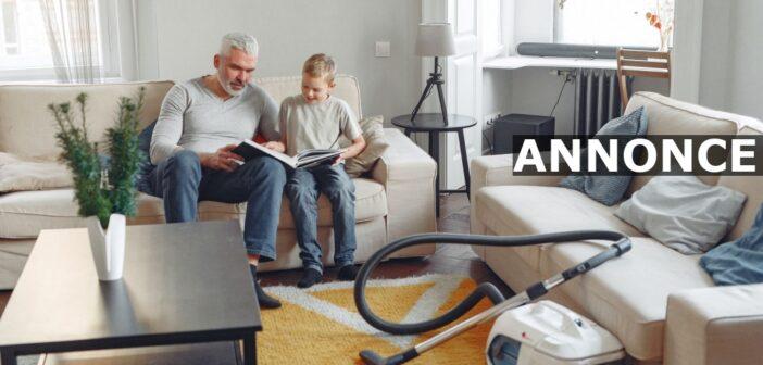 Sådan kan du indrette din stue til afslapning og fordybelse